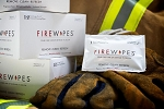 FIRE WIPES 2 Wipe Sample Pack