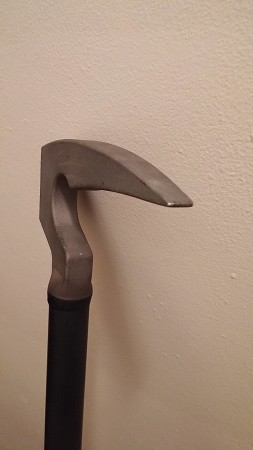 Heavy Duty Boston Rake Head / Handle